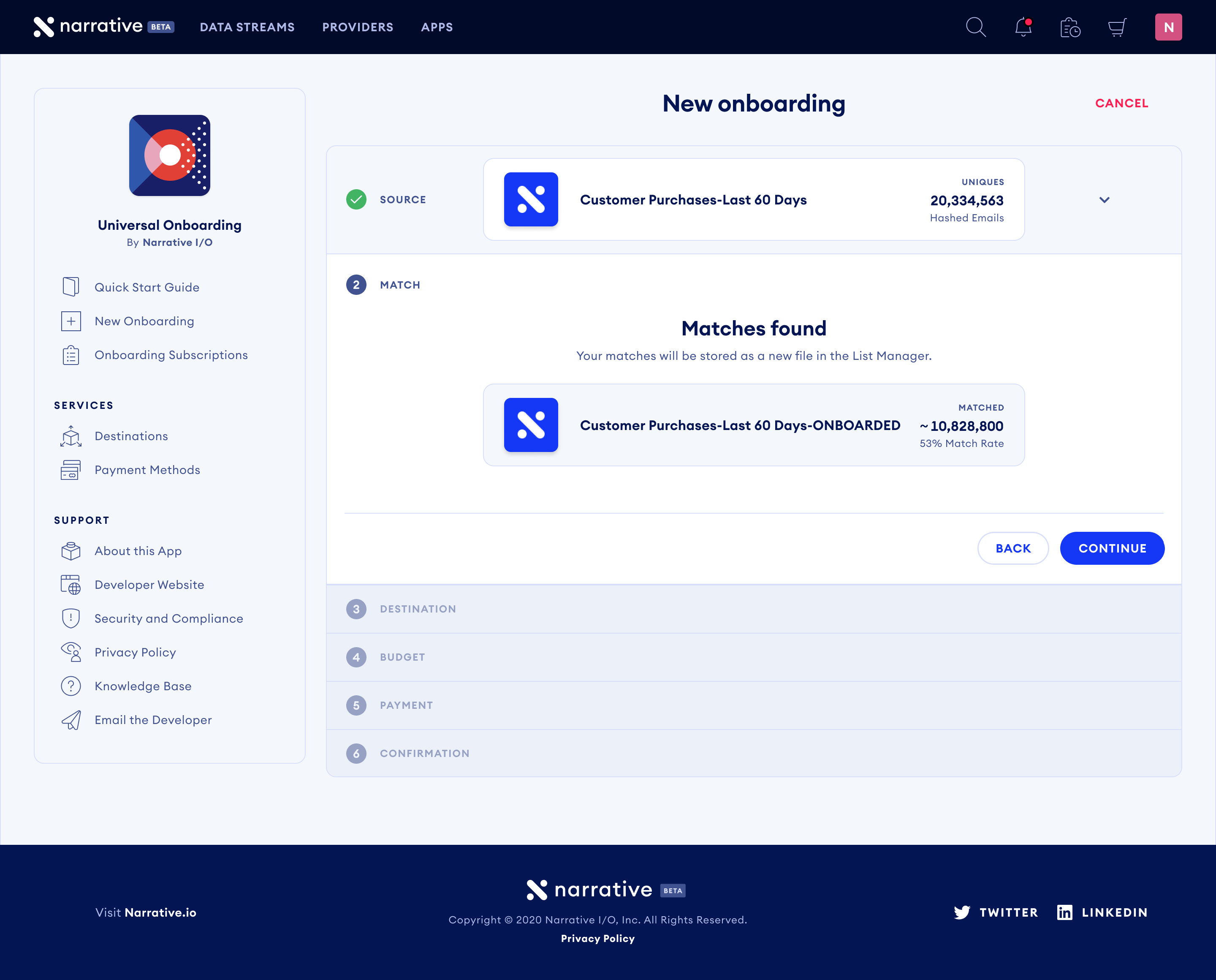 universal-onboarding-matches